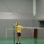 Badminton im Club 44two